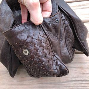 Bottega Veneta Bags - BOTTEGA VENETA Leather Cervo Cocker Hobo Handbag